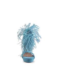 Jeffrey Campbell Feather 2 in Aqua