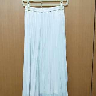 UNIQLO雪紡M號長裙