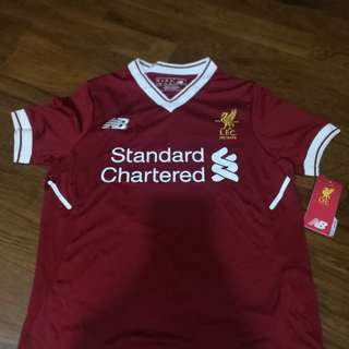 Liverpool Jersey kids Brand new with tag