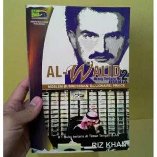 Al Walid Orang Terkaya no 2 Dunia Moslem Businessman Billionare