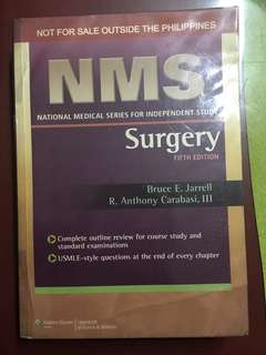 NMS Surgery 5th edition