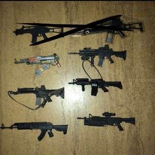 1/6 Guns ~ $15 each [part 2]