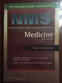 NMS Medicine 5th edition
