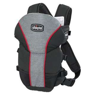 Original Chicco ultra soft baby backpack carrier#1706