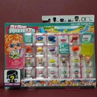 24 pcs My Mini Mixieq's