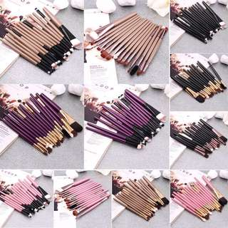 [free ongkir] 15 set brush professional