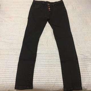 Black Denim Jean
