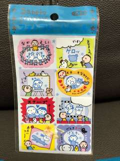 Sanrio 大囗仔貼紙 sticker