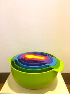 Joseph Joseph Mixing Bowl Set