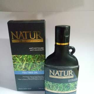 NATUR Natural Extract Shampoo