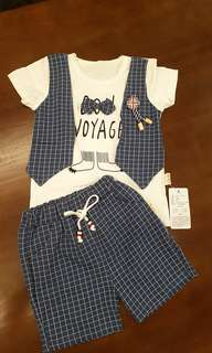 BN toddler clothes set