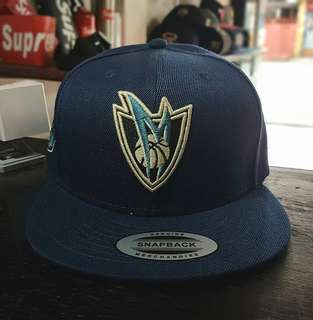NBA BASKETBALL SNAPBACK CAP DALLAS MAVERICKS