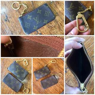 Louis Vuitton Monogram Cles