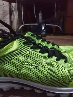 "Shoe For sale ""Jump"" Neon Green Original"