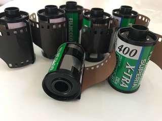 Fujicolor superia x-tra 400