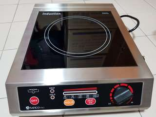 Induction Cooker Brand New (1 YEAR WARRANTY)