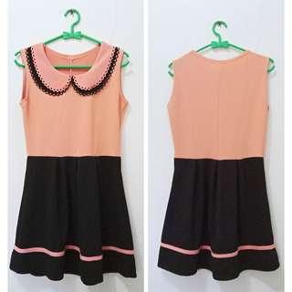 Dress bkk (bangkok) peach