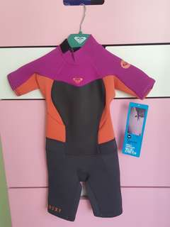 Brand New Roxy Thermal Wetsuit