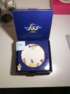 Walt Disney Porcelain Plates Collectible