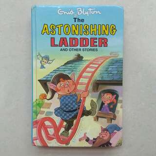 Enid Blyton The Astonishing Ladder