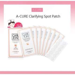 Care Zone A-Cure Clarifying Spot Patch
