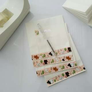 READY PACK | Gift/Snack/Goodie Packaging Paper Pack.