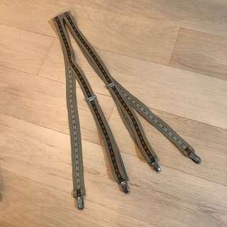 Vintage suspender 古著 吊帶 懷舊