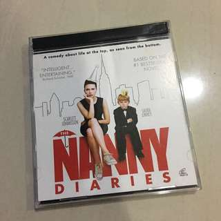 VCD Movie: The Nanny Diaries