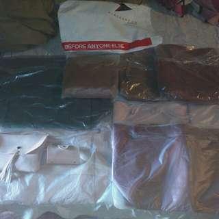 Orders BAGS
