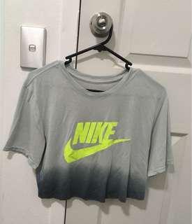 Nike Ombré Crop