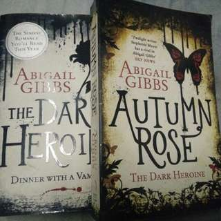 The Dark Heroine Autumn Rose