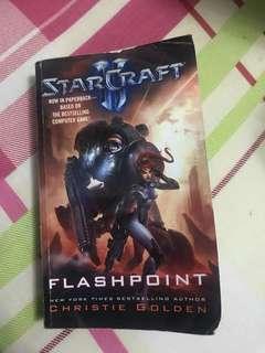 Starcraft Novel Flashpoint