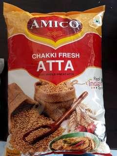 Wheat flour (gandum) dry chilli