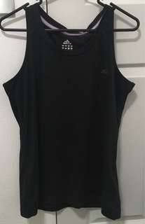Adidas Climalite Cotton Activewear Gym Tank