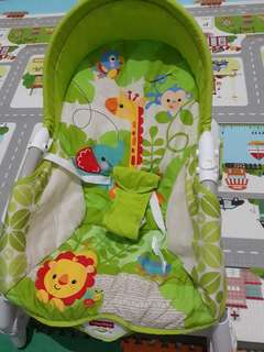 Fisher price born to toddler portable rocker (bouncer)