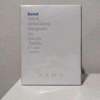 Zara Seoul Perfume 30ml