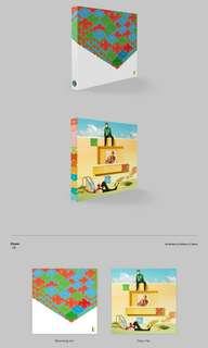 EXO CBX-Blooming Days [2nd Mini Album]