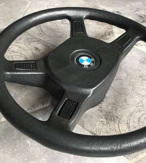 BMW E30 oem steering wheel