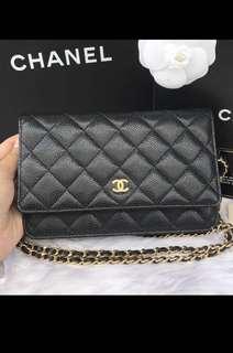 Authentic Chanel woc full set