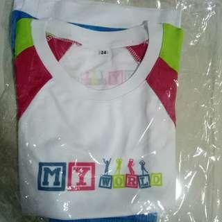 My world preschool uniform size 24