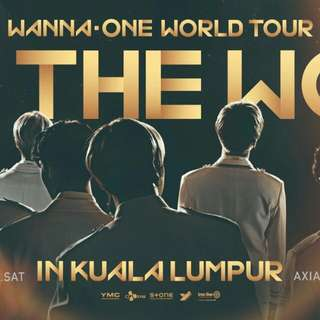 Ticket service for Wanna One