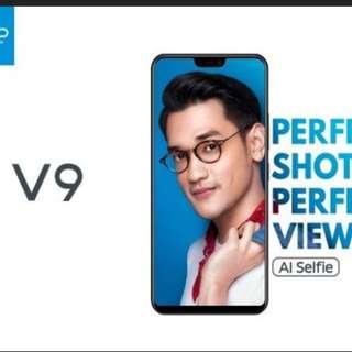 VIVO V9 bisa dicicil tanpa kartu kredit promo bunga 0.99% gratis 1x angsuran