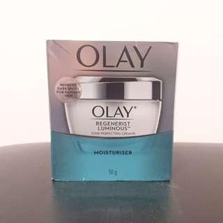 Olay regenerist luminous moisturizing cream