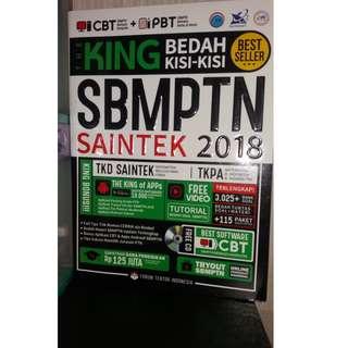 BEDAH KISI SBMPTN SAINTEK 2018