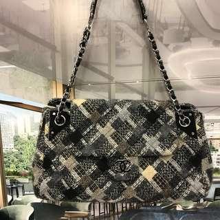 Chanel Wool Bag