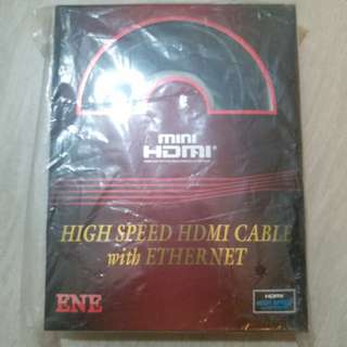 New High Speed HDMI Cable with Ethernet