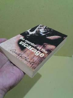 Novel Import The Murder at The Vicarage