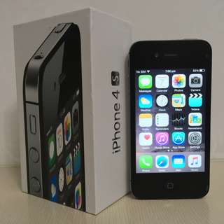 iPhone 4S (Brand New Refurbished)