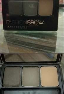 Maybelline brow kit