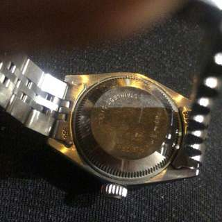Rolex original watch.
